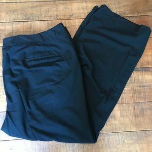 Sejour curvy fit 22w black trouser pant